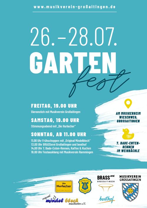 Gartenfest 2019